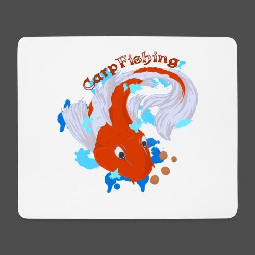 Carpa Koi - Carp Fishing - Tappetino per mouse (orizzontale)