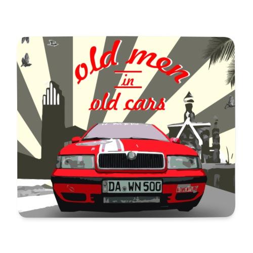 181116_Logo_Old men in ol - Mousepad (Querformat)