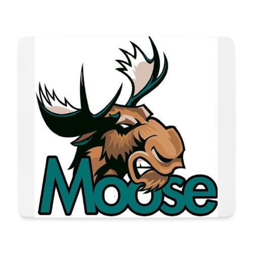 Moose png - Mouse Pad (horizontal)