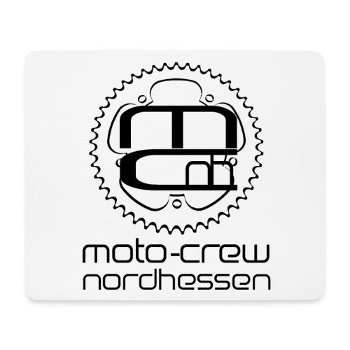 Logo schwarz neu - Mousepad (Querformat)