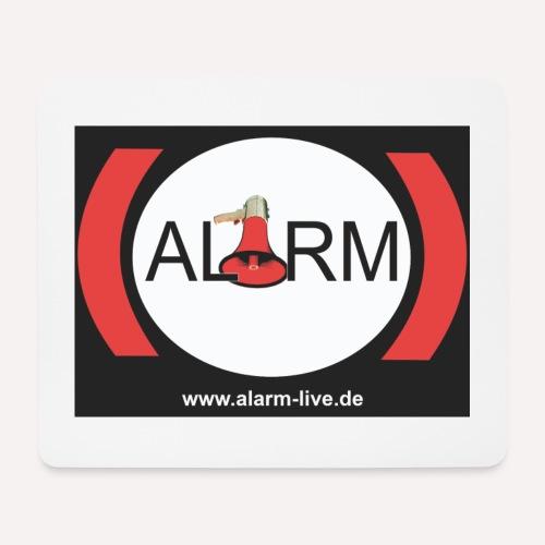Alarm - Mousepad (Querformat)