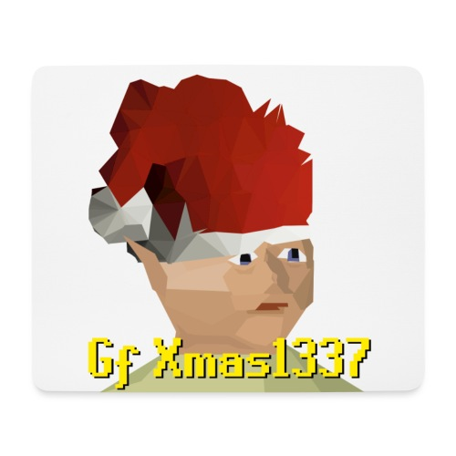 Gnomechild Christmas - Musematte (liggende format)
