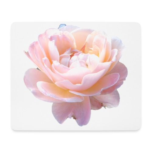 A pink flower - Mouse Pad (horizontal)