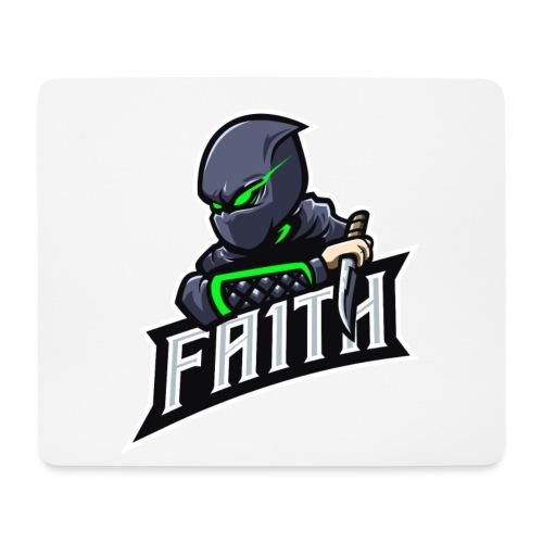 FA1TH LOGO MERCH - Mouse Pad (horizontal)