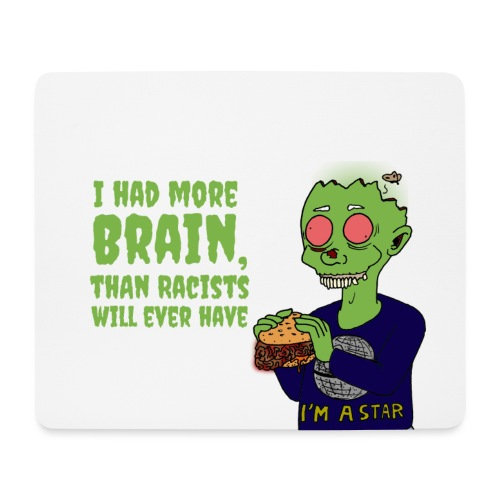 Had Brain - Mouse Pad (horizontal)