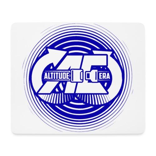 Altitude Era Circle Logo - Mouse Pad (horizontal)