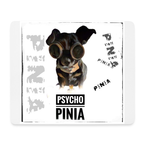 Psycho Pinia - Mousepad (Querformat)