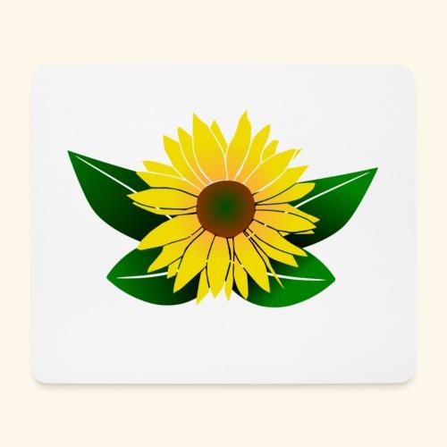 Sonnenblume, Sonnenblumen - Mousepad (Querformat)