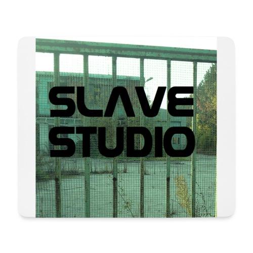 Logo_SLAVE_STUDIO_1518x1572 - Tappetino per mouse (orizzontale)