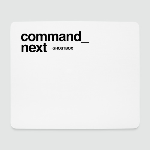 Command next – Ghostbox Staffel 2 - Mousepad (Querformat)