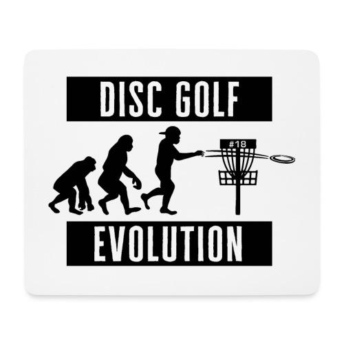 Disc golf - Evolution - Black - Hiirimatto (vaakamalli)