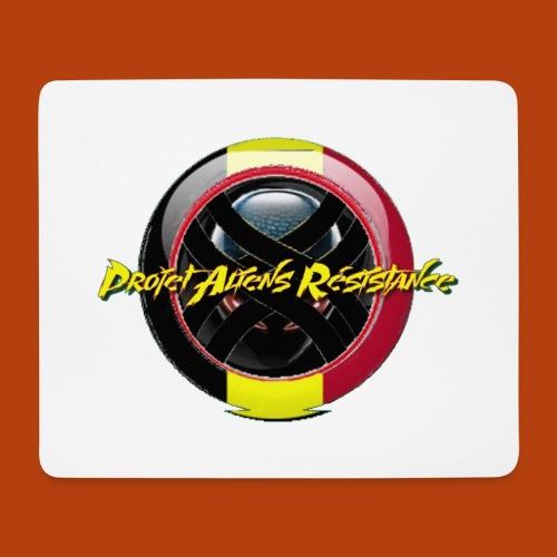 Logo Projet Aliens Résistance - Tapis de souris (format paysage)