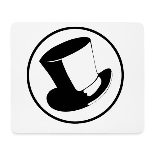 GLASS HAT - Alfombrilla de ratón (horizontal)