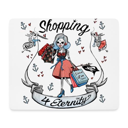Shopping für immer & ewig, Maritim - Mousepad (Querformat)