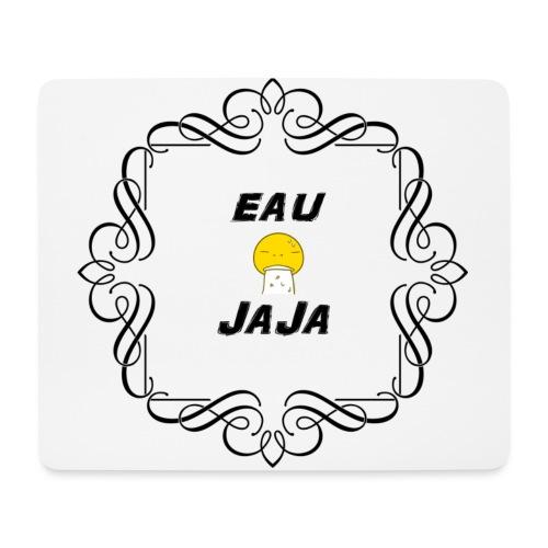 Eau JaJa - Tapis de souris (format paysage)