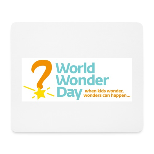 wwd_logo_FINAL - Mouse Pad (horizontal)