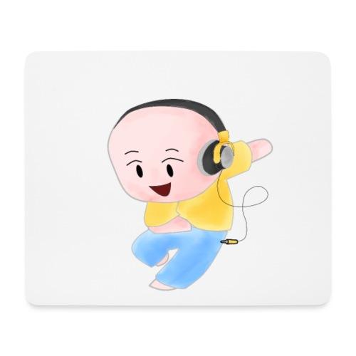 DJ ME - Tappetino per mouse (orizzontale)