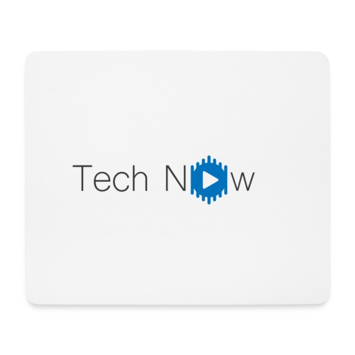 TechNow official logo - Mousepad (Querformat)