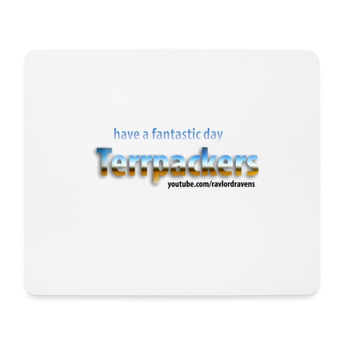 terrpackers - Mouse Pad (horizontal)