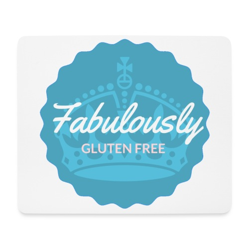 Fabulously Gluten Free Collection - Mouse Pad (horizontal)