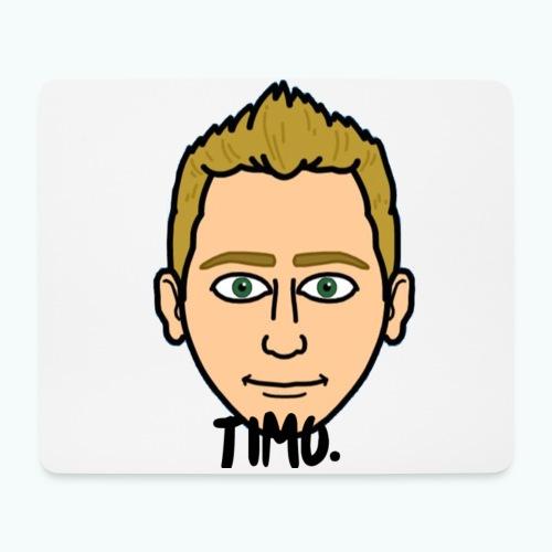 Logo TIMO. - Muismatje (landscape)