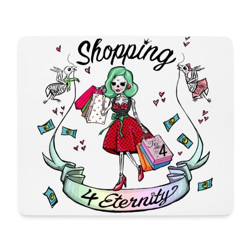 Shopping für immer & ewig - Mousepad (Querformat)