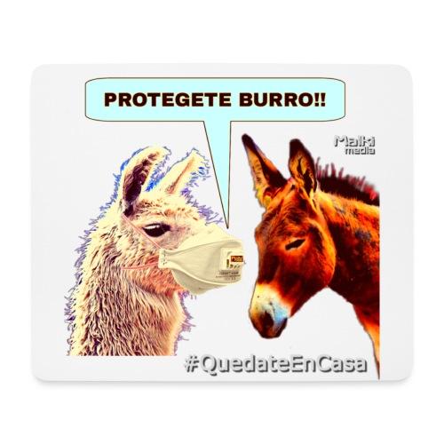 PROTEGETE BURRO - Mousepad (Querformat)