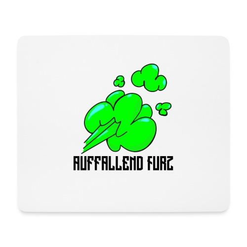 Auffallend Furz - Mousepad (Querformat)