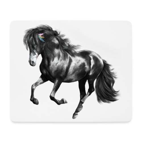 Indian Horse - Mousepad (Querformat)