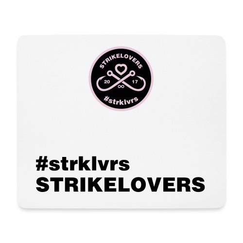 StrikeLovers Circle Vector - Mousepad (Querformat)
