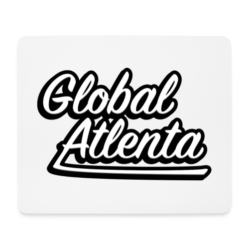 DJ Global Atlenta - Tapis de souris (format paysage)