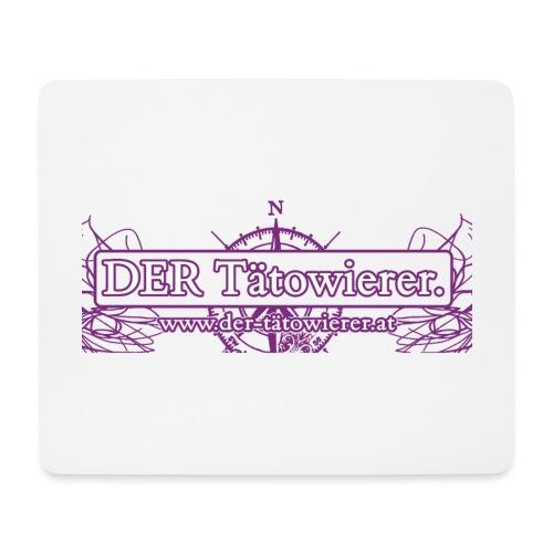 DER Taetowierer Logowear - Mousepad (Querformat)