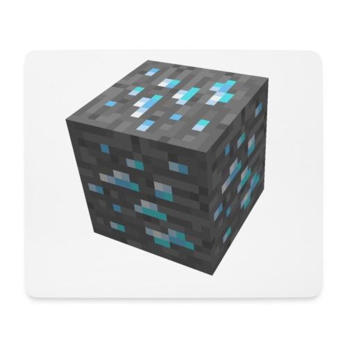BLOCK DE DIAMANT MINECRAFT - Tapis de souris (format paysage)