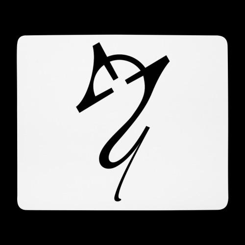 Overscoped Logo - Mouse Pad (horizontal)