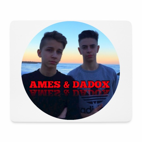 AMES & DADOX - Tappetino per mouse (orizzontale)