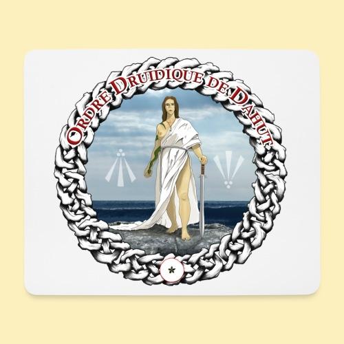 Ordre Druidique de Dahut Logo - Tapis de souris (format paysage)