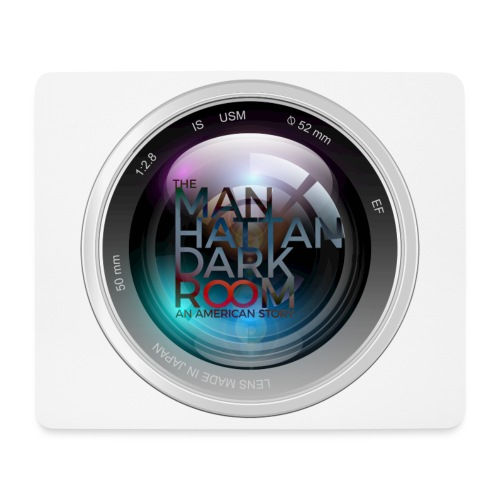 THE MANHATTAN DARKROOM - Tapis de souris (format paysage)