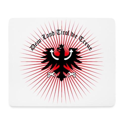 Dem Land Tirol die Treue - Mousepad (Querformat)
