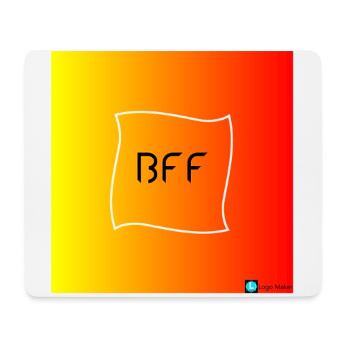 bff rainbow - Musmatta (liggande format)