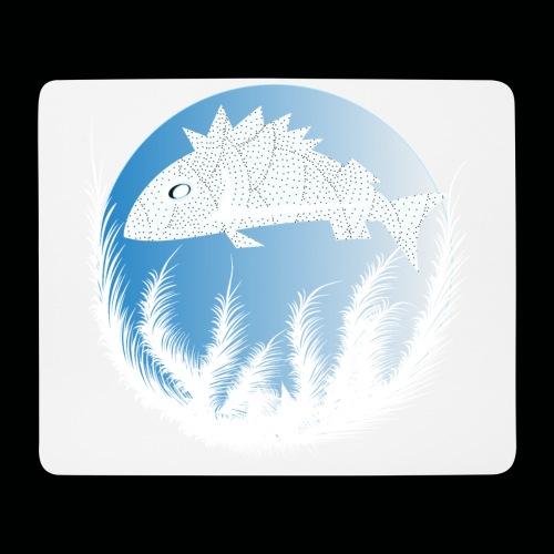 Fisch - Mousepad (Querformat)