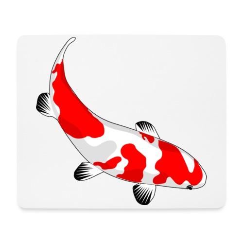 Kohaku Koi Comic - Mousepad (Querformat)