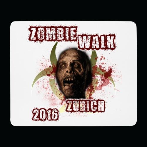 shirt zombie walk2 png - Mousepad (Querformat)