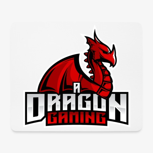 A Dragon Gaming Official Merch - Mouse Pad (horizontal)