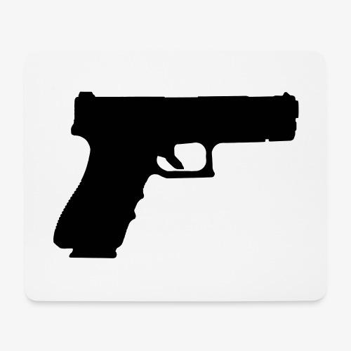 Pistol 88 C2 - Glock 17 Gen.3 - Musmatta (liggande format)