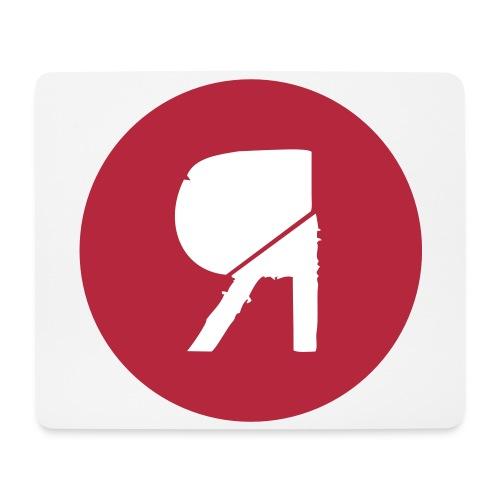 ri logo sm vector cs2 7cm - Mousepad (Querformat)