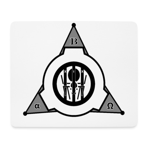 SCP Adventures at Site-19 - Mouse Pad (horizontal)