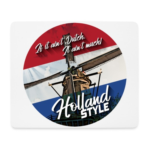 Holland Style (IIADIAM) - Mousepad (Querformat)