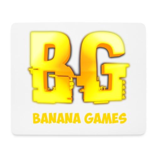 BananaGames Logo - Muismatje (landscape)