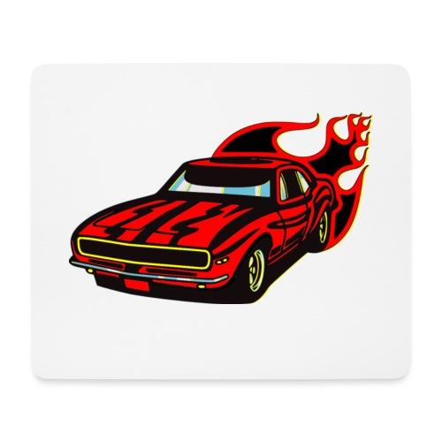 auto fahrzeug rennwagen - Mousepad (Querformat)