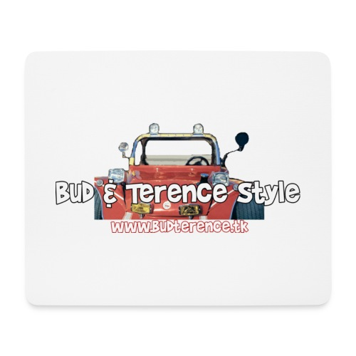 Bud & Terence Style - Tappetino per mouse (orizzontale)